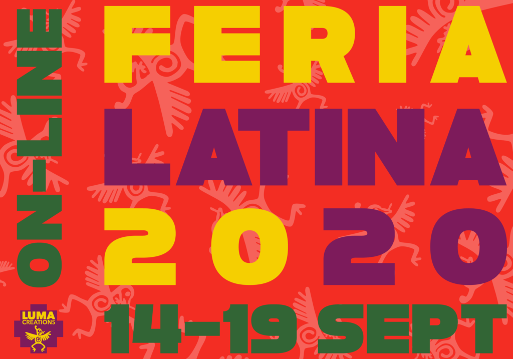 LUMA Feria Latina logo