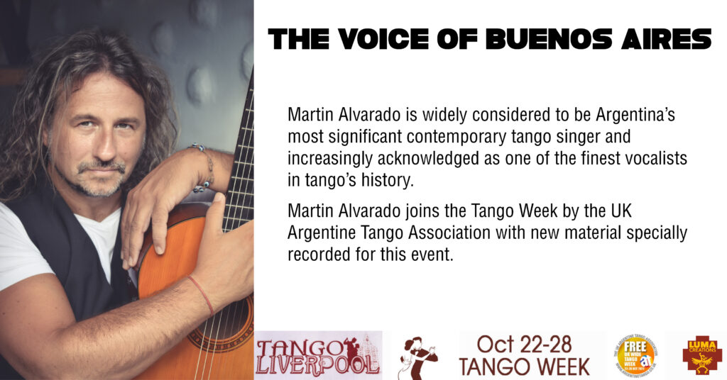 LUMA Tango Week - The Voice of Buenos Aires